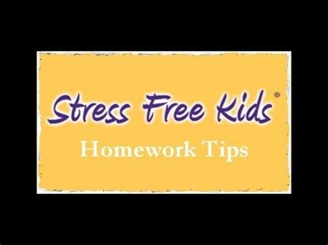 Parents Just as Stressed as Kids Over Homework - momme